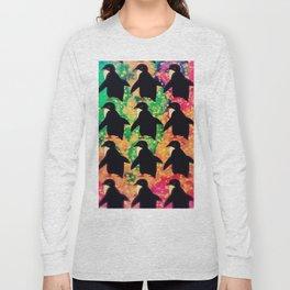 penguin-220 Long Sleeve T-shirt