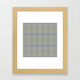 IceWash Framed Art Print