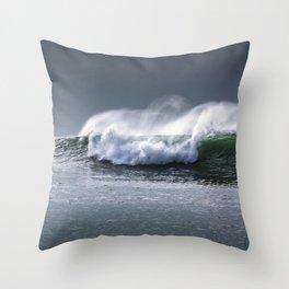 Sunrise Surf 12-17-18 Throw Pillow