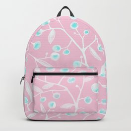 skyberries in pink forest Backpack