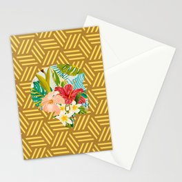 Afro Girl Stationery Cards