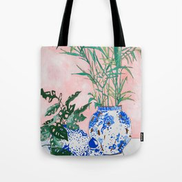 Friendship Plant Tote Bag