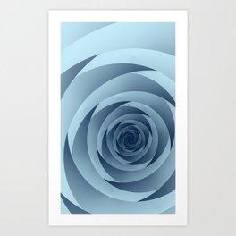 fractal geometry -111- Art Print