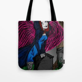 Death is looking for you Tote Bag