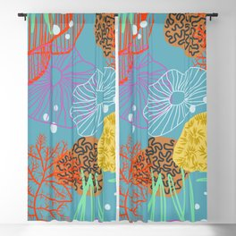 The Great Barrier Reef Blackout Curtain