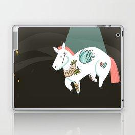 Tattooed horse Laptop & iPad Skin