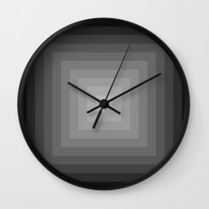 Colour Field v. 2 Wall Clock