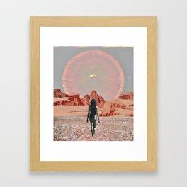 Matar Framed Art Print