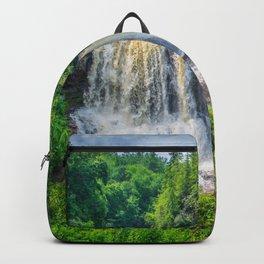 Blackwater Falls State Park West Virginia Landscape Print Backpack