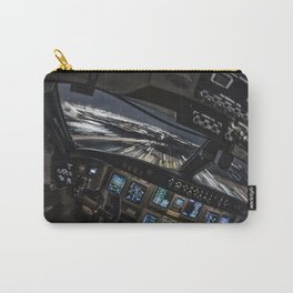 32R Clear to land Carry-All Pouch