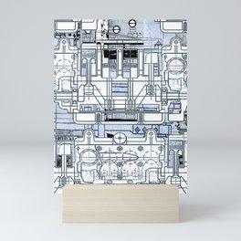 Bells & Whistles 2 Mini Art Print