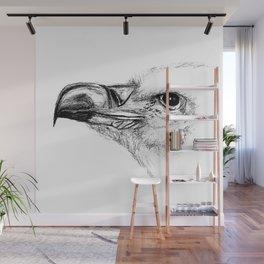 Vulture Wall Mural