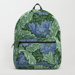 "William Morris ""Wreath"" Backpack"