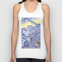 florence Tank Tops featuring Florence by Dylan Davis