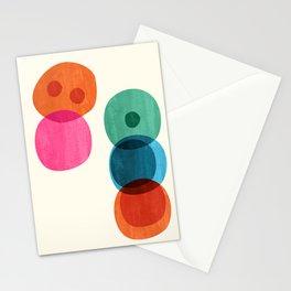Cellular Stationery Cards
