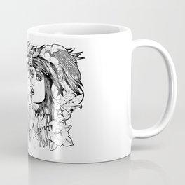 Nobody can teach me who I am Coffee Mug