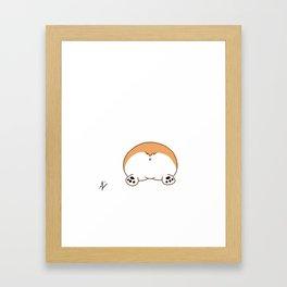 Wiggle Framed Art Print