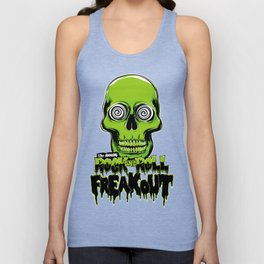 13th Annual Rock and Roll Freakout Unisex Tank Top