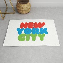 New York City Style Rug