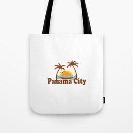 Panama City - Florida. Tote Bag