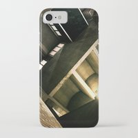 labyrinth iPhone & iPod Cases featuring Labyrinth by Kristofferson Brice