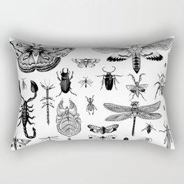 Bug Board Rectangular Pillow