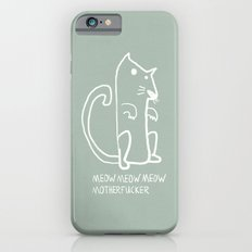 Meow iPhone 6s Slim Case