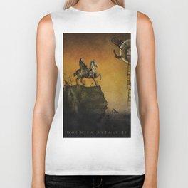 Moon Fairytale II Biker Tank