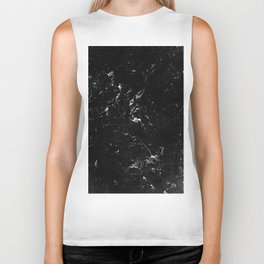 Black Marble #4 #decor #art #society6 Biker Tank