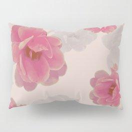 Delicate Flower Pillow Sham