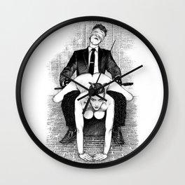 asc 642 - L'après-midi d'un faune (The perfomers III) Wall Clock