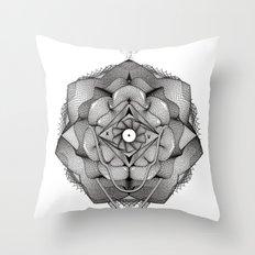Spirobling XIII Throw Pillow
