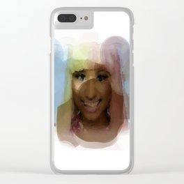 Nikki Clear iPhone Case