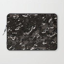 Taupe Brown Popular Multi Camo Pattern Laptop Sleeve