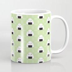 Kawaii Onigiri Rice Balls Mug