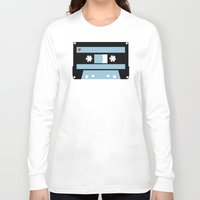 tape Long Sleeve T-shirts featuring Love Tape by Project M