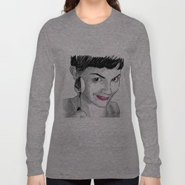 Amelie and Spoon. Long Sleeve T-shirt