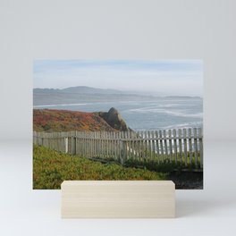 Coastal Path Mini Art Print