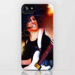 Korey Rocks iPhone Case