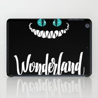alice in wonderland iPad Cases featuring Wonderland by Insait disseny