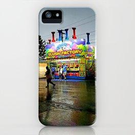 County Fair Optimism iPhone Case