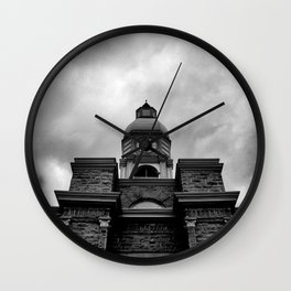 Courthouse Wall Clock