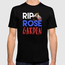 White House Roses Garden T-shirt