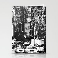 nyc Stationery Cards featuring nyc by ebadenlasar