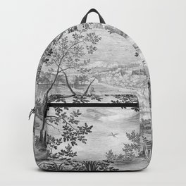 Landscape with Judah and Tamar Backpack