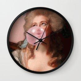 BUBBLEGUM PRINCESS Wall Clock