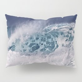 Winter Waves At Pipeline 23 Pillow Sham