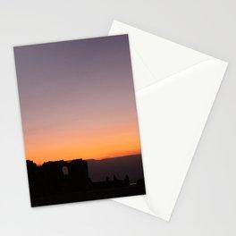 Masada Sunrise Stationery Cards