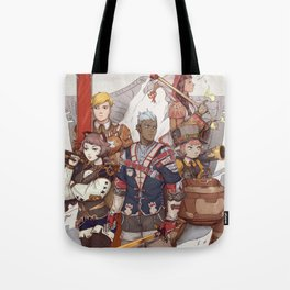 Strataegis - Arcus & Company Tote Bag