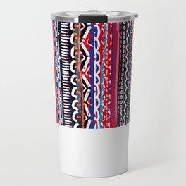 Batik Attack Travel Mug